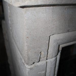 Schouw Antico 6972 Antieke Franse stenen ombouwschouw