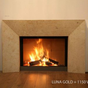 M-design Luna Diamond 1150V houtkachel