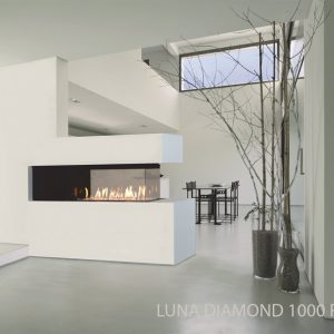 M-design Luna Diamond 1000RD gashaard