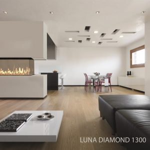 M-design Luna Diamond 1300RD gashaard